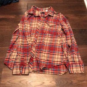 BDG EUC Flannel Button Down Shirt